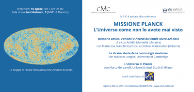 MISSIONE PLANCK - L&#039;Universo come non lo avete mai visto
