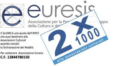 DONA IL DUE PER MILLE AD EURESIS